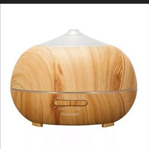 400ml Ultrasonic Essential Oil Diffuser Cool Mist